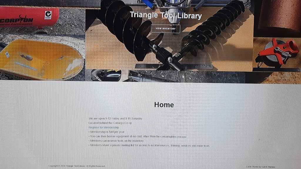 Triangle Tool Library | library | 52-54 Princes Hwy, Cobargo NSW 2550, Australia | 0422548156 OR +61 422 548 156
