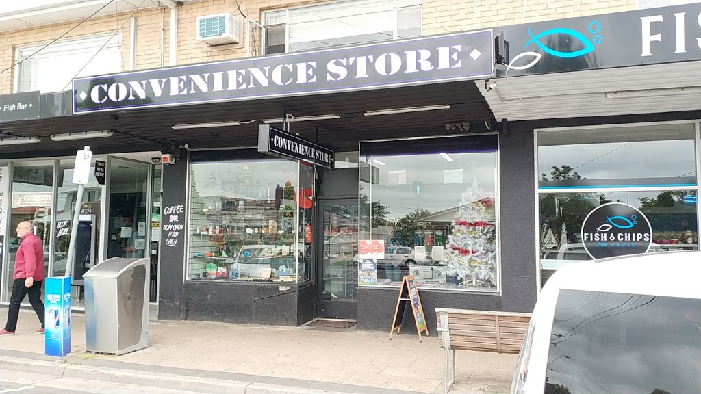 Civic Parade Milkbar | store | 43A Civic Parade, Altona VIC 3018, Australia