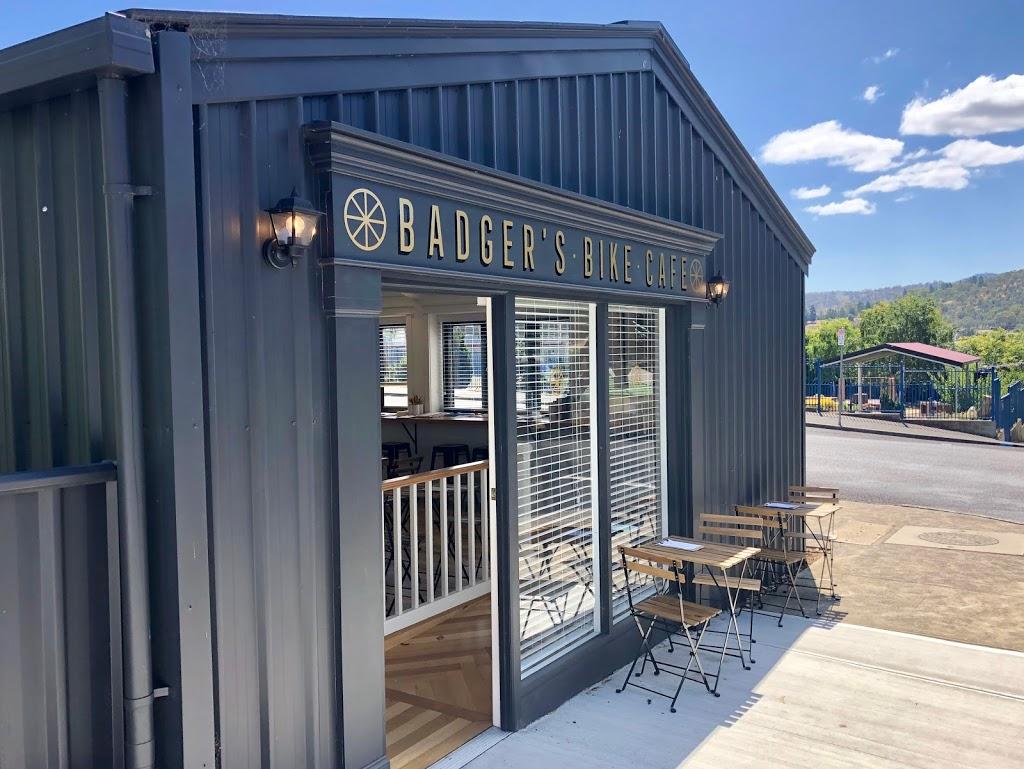 Badgers Bike Cafe | cafe | 11 Stephen St, New Norfolk TAS 7140, Australia