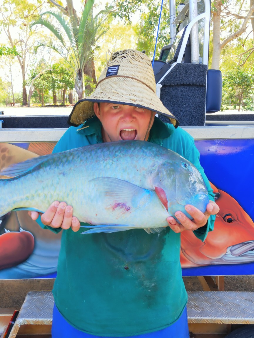 Reel Therapy Fishing Charters | point of interest | 6 Hitchcock Ln, Keppel Sands QLD 4702, Australia | 0418272055 OR +61 418 272 055