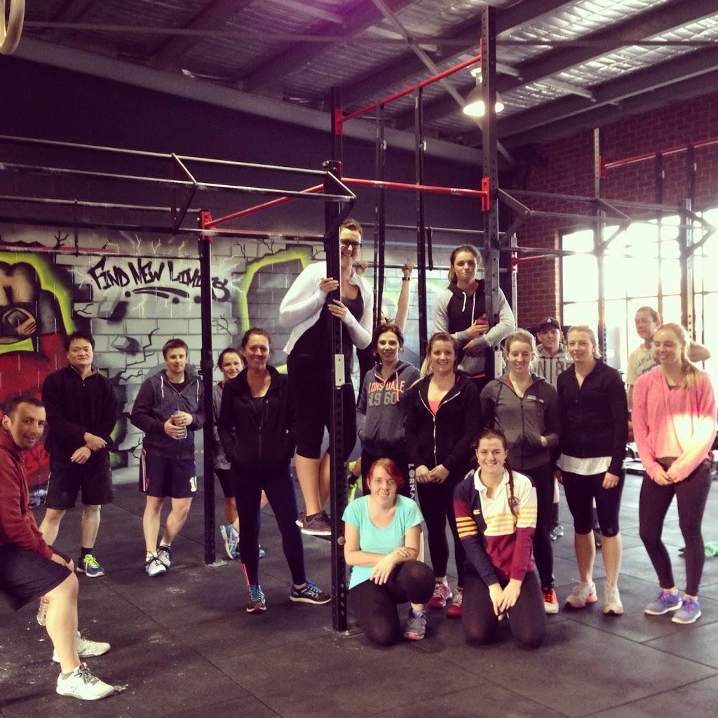 CrossFit 2580 | gym | 3 Tait Cres, Goulburn NSW 2580, Australia | 0248219932 OR +61 2 4821 9932