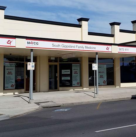 South Gippsland Family Medicine | hospital | Shop 4-6/1 Billson St, Wonthaggi VIC 3995, Australia | 0356724111 OR +61 3 5672 4111