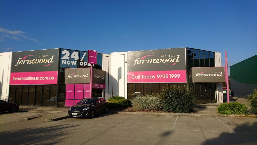 Fernwood Fitness | gym | 100 Victor Cres, Narre Warren VIC 3805, Australia | 0397051999 OR +61 3 9705 1999