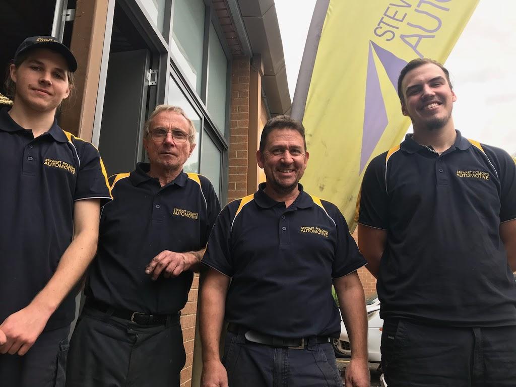 Stewart Follows Automotive | car repair | 5/3 Richard Cl, North Rocks NSW 2151, Australia | 0298903434 OR +61 2 9890 3434