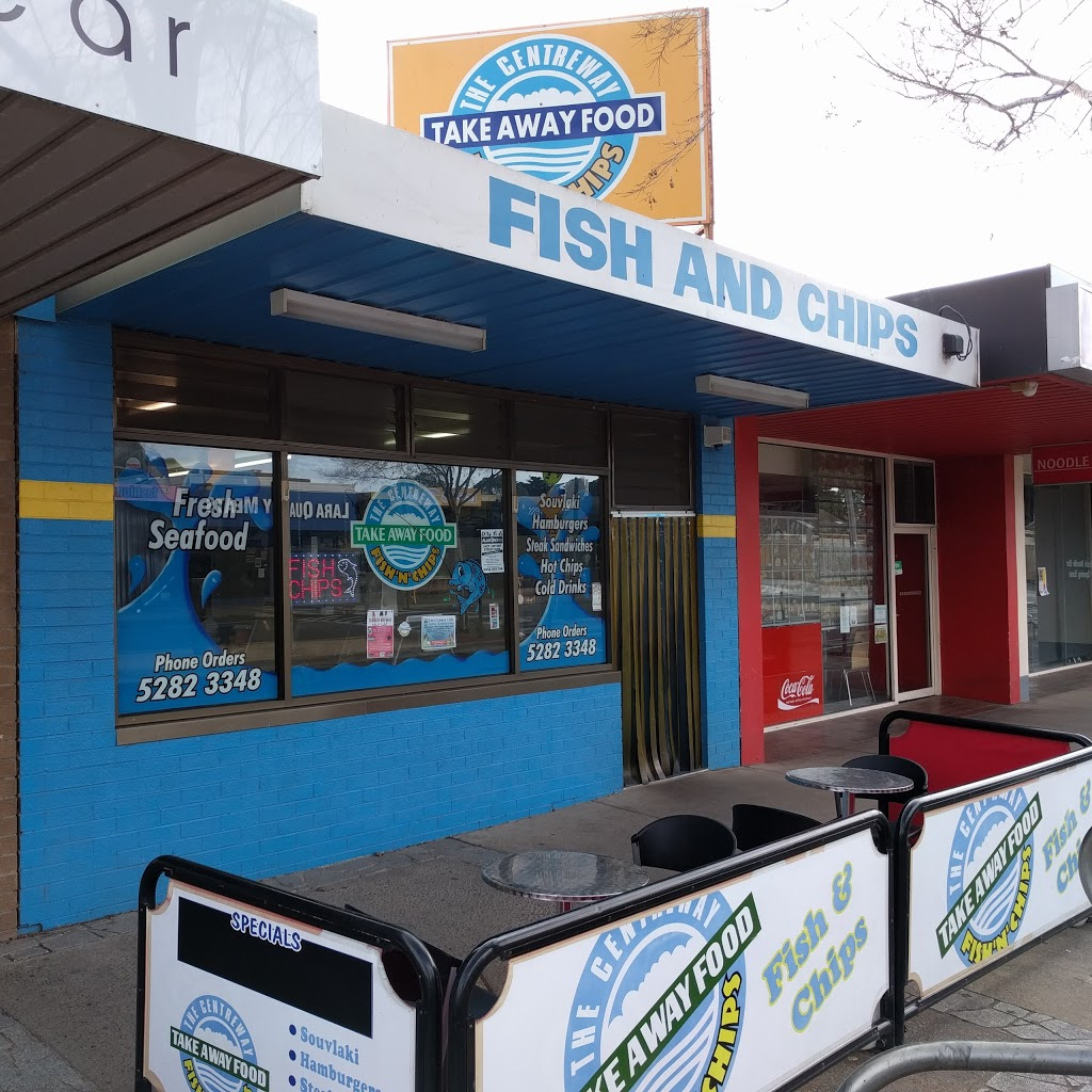The Centreway Fish & Chip Shop | meal takeaway | 11 The Centreway, Lara VIC 3212, Australia | 0352823348 OR +61 3 5282 3348