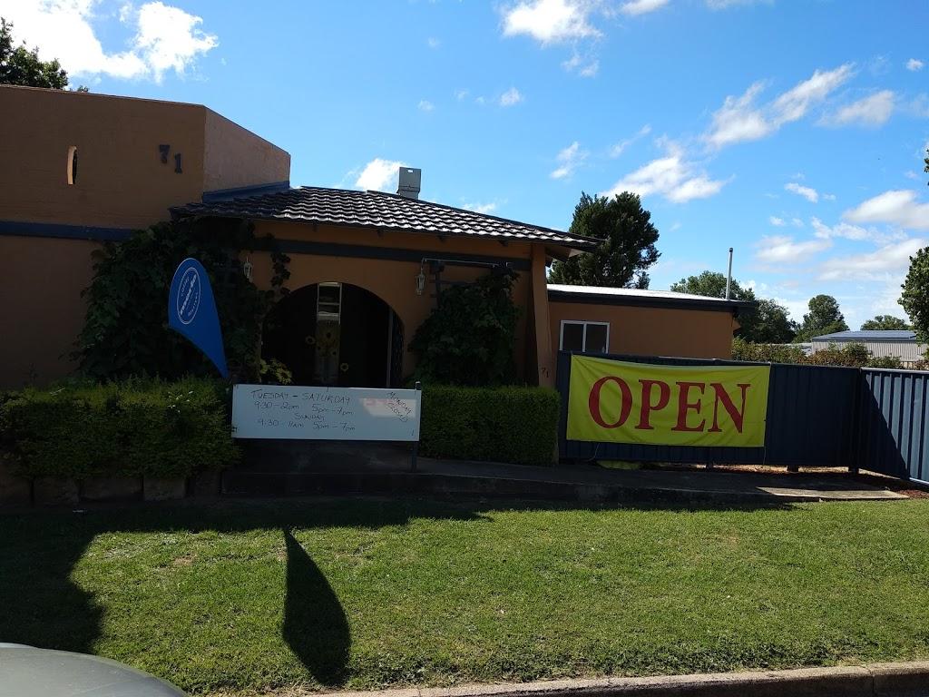 Dalrymple Diner and Ice-creamery | restaurant | 71 Herbert St, Allora QLD 4362, Australia