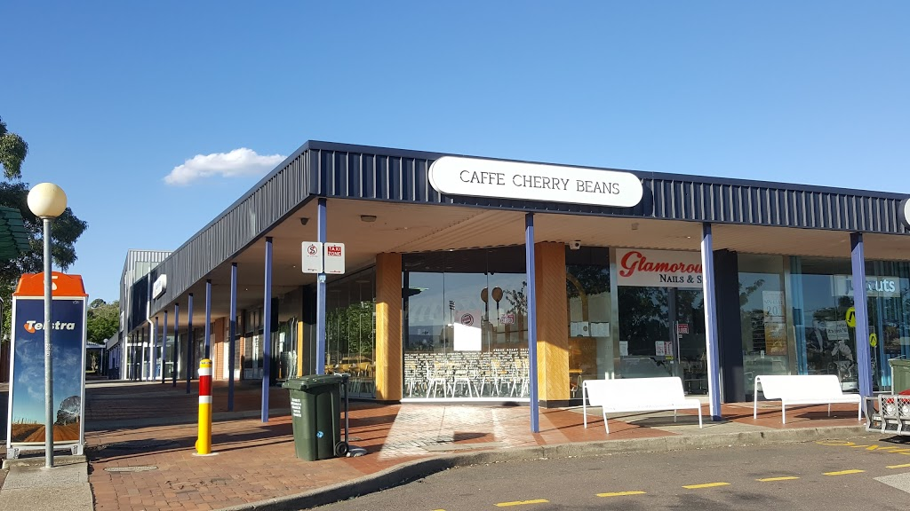 Caffe Cherry Beans | cafe | Erindale Shopping Centre 21A, 50-68 Comrie St, Wanniassa ACT 2903, Australia | 0262961619 OR +61 2 6296 1619