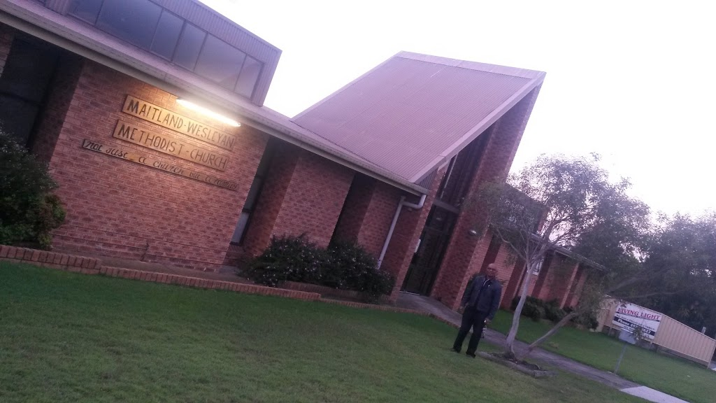 Wesleyan Methodist Church | church | 34 Dunkley St, Rutherford NSW 2320, Australia | 0249328627 OR +61 2 4932 8627