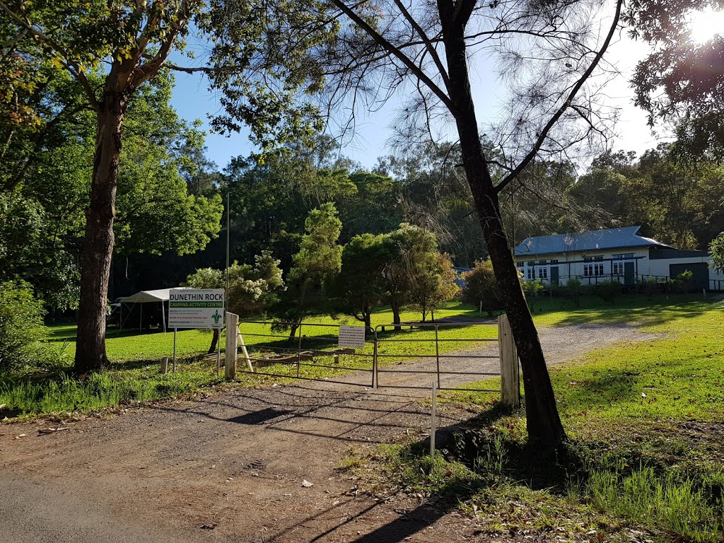 Dunethin Rock Scout campground | campground | 8 Lake Dunethin Rd, Maroochy River QLD 4561, Australia | 0754466246 OR +61 7 5446 6246