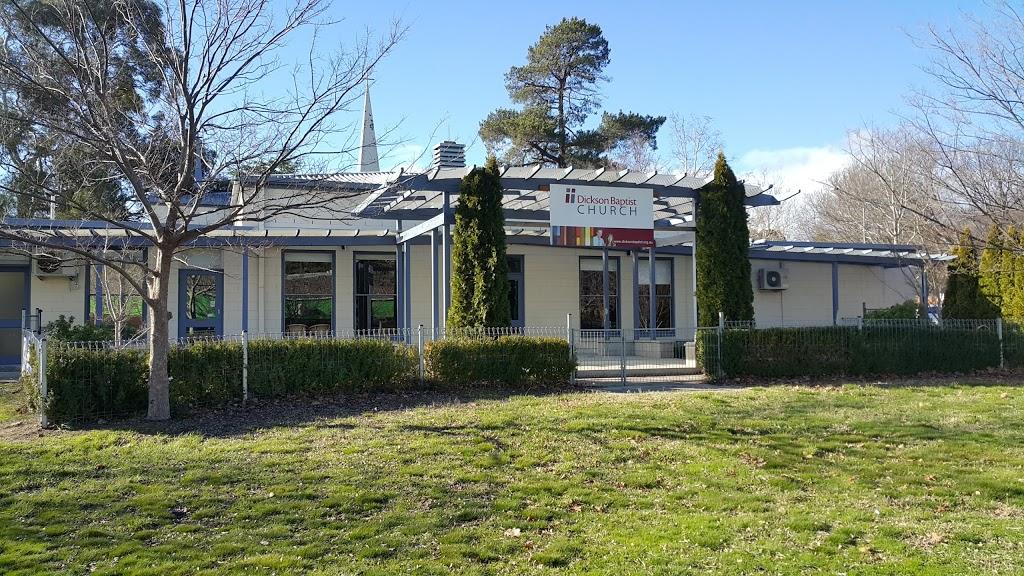 Baptist Memorial Church | church | 133 Cowper St, Dickson ACT 2602, Australia