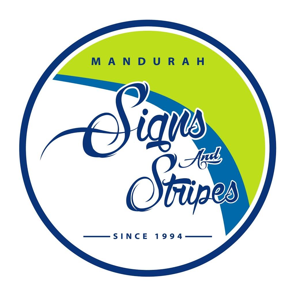 Mandurah Signs & Stripes - Car repair | 1/12 Tindale St