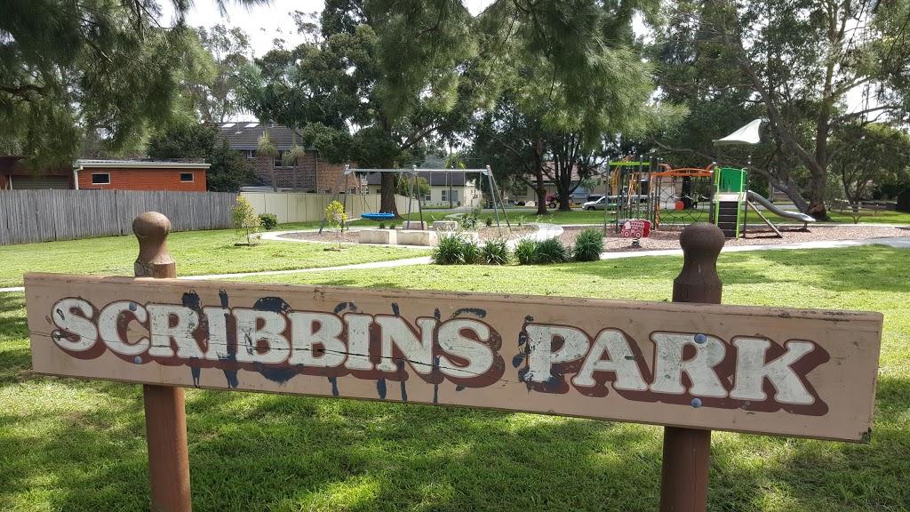 Scribbins Park   park   5-7 Jinatong St, Miranda NSW 2228, Australia