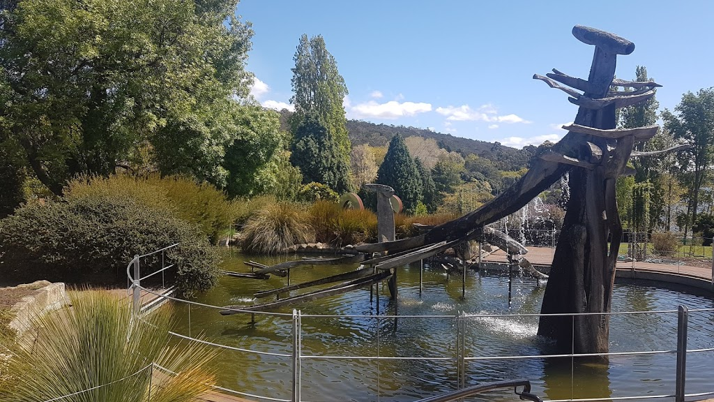 French Explorers Garden | park | Queens Domain TAS 7000, Australia