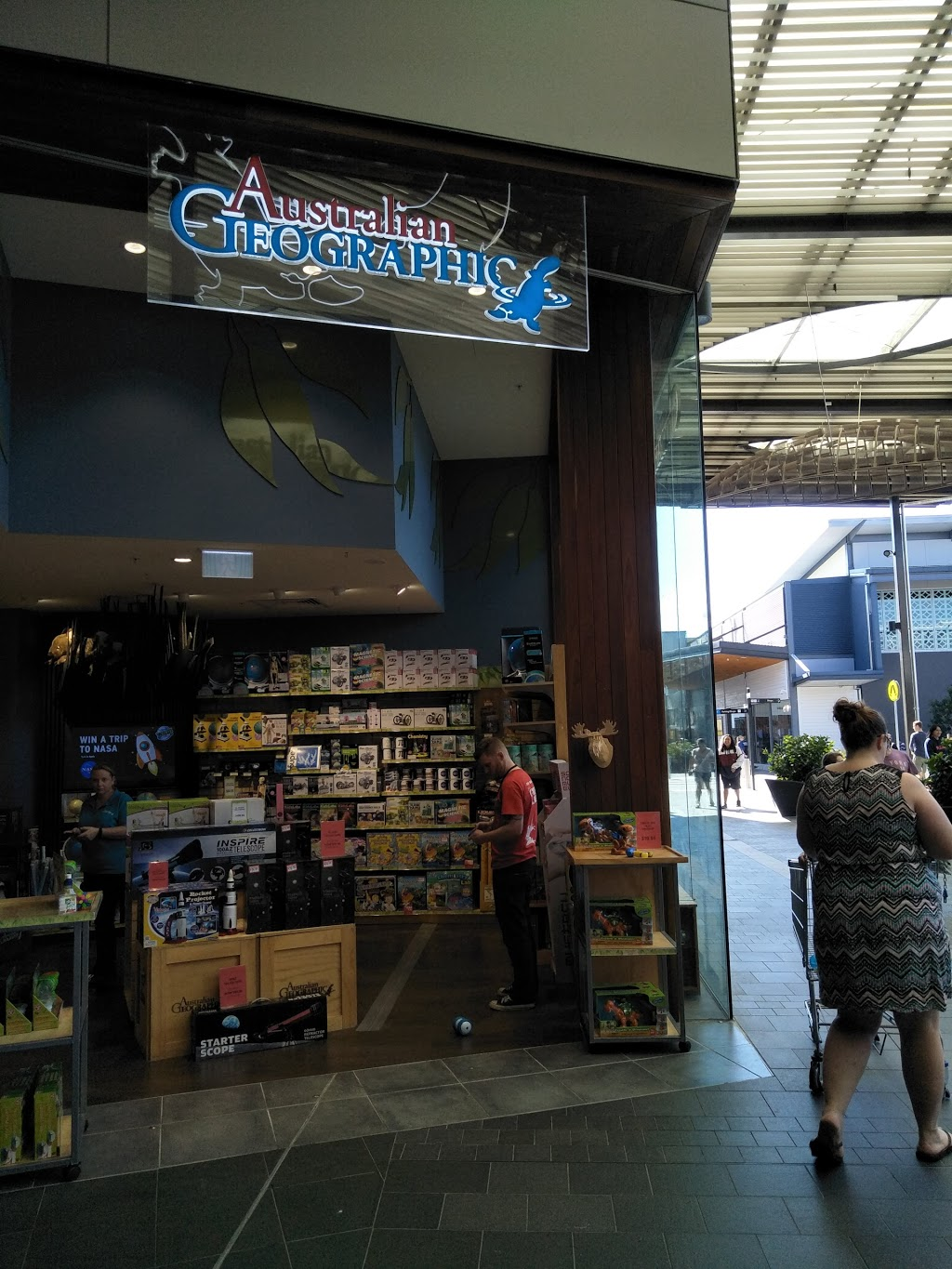Australian Geographic | store | Orion Springfield Central, shop s253/1 Main St, Springfield Lakes QLD 4300, Australia | 0737033625 OR +61 7 3703 3625