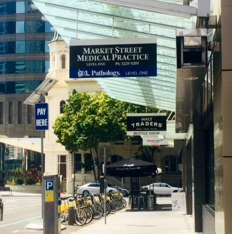 Market Street Medical Practice | doctor | 1/10 Market St, Brisbane City QLD 4000, Australia | 0732299209 OR +61 7 3229 9209