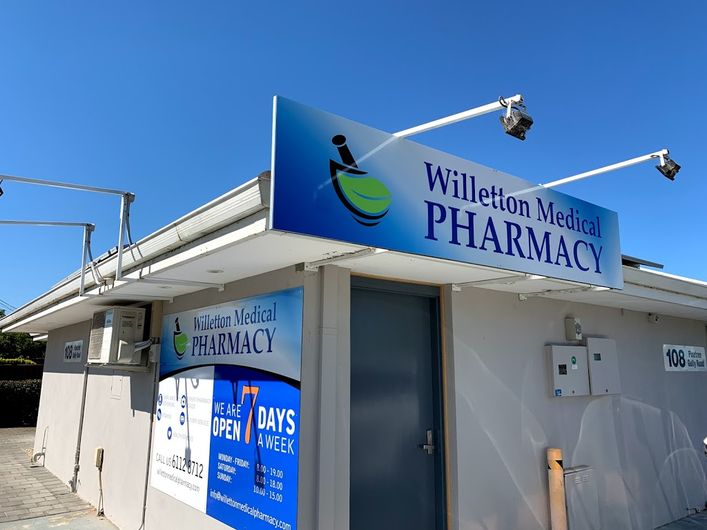 Willetton Medical Pharmacy | health | 108 Pinetree Gully Rd, Willetton WA 6155, Australia | 0861128712 OR +61 8 6112 8712
