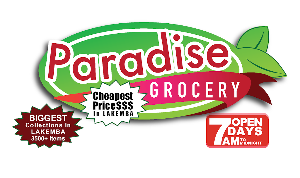 Paradise Grocery | store | 117 Haldon St, Lakemba NSW 2195, Australia | 0403162594 OR +61 403 162 594
