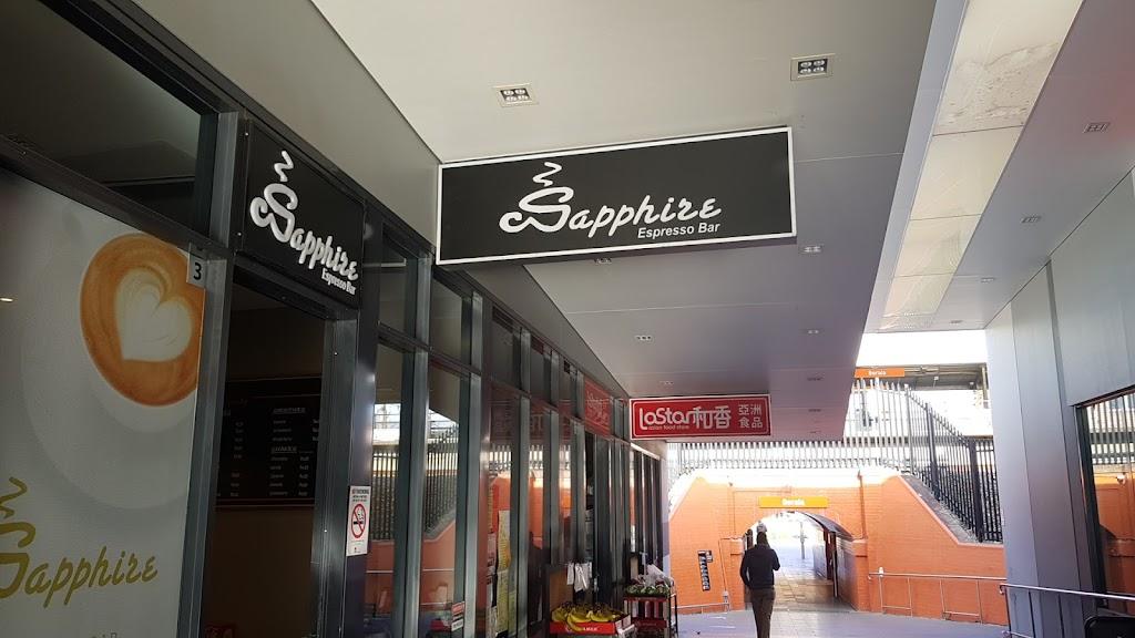 Sapphire Espresso Bar   cafe   3/157 Woodburn Rd, Berala NSW 2141, Australia   0296492020 OR +61 2 9649 2020