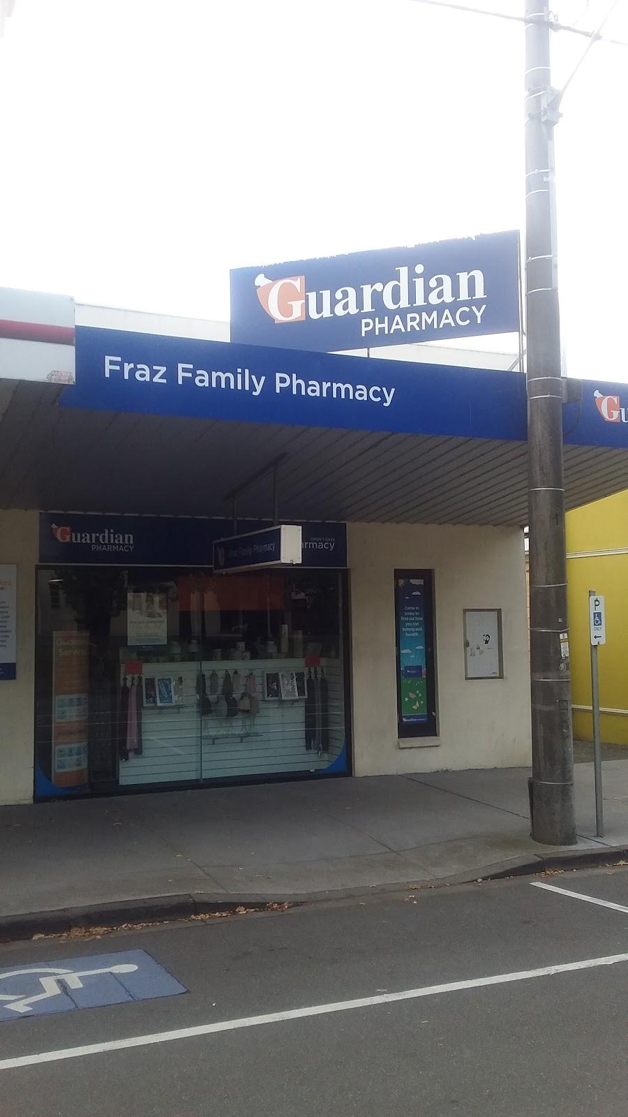 Guardian Pharmacy Terang - Fraz Family | health | 68-70 High St, Terang VIC 3264, Australia | 0355921253 OR +61 3 5592 1253