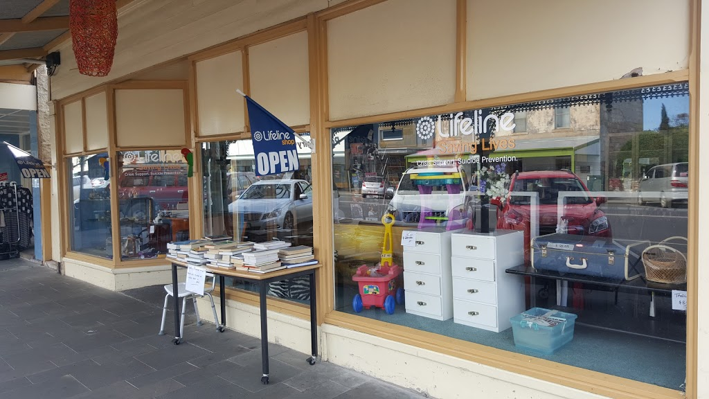 Lifeline South West Vic Inc. | store | 29 Sackville St, Port Fairy VIC 3284, Australia | 0355681775 OR +61 3 5568 1775