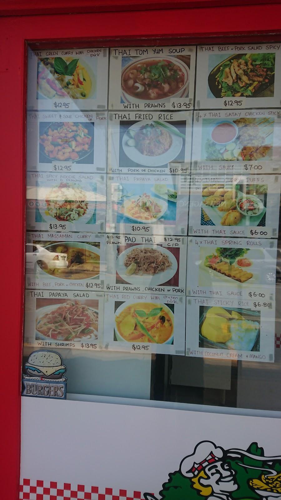Yum Thai And Kiwi Roast | restaurant | 26 Musgrave Ave, Southport QLD 4215, Australia | 0756396901 OR +61 7 5639 6901