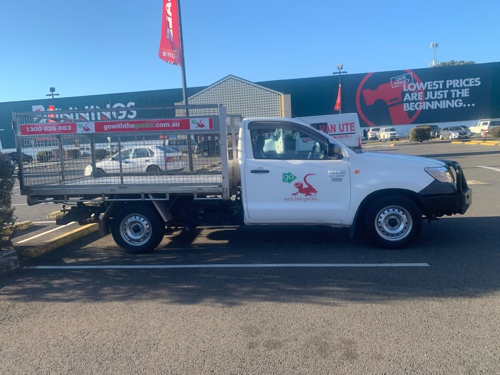 Go With The Gecko - Van Ute and Truck Hire | point of interest | Ipswich QLD 4305, Australia | 1300826883 OR +61 1300 826 883