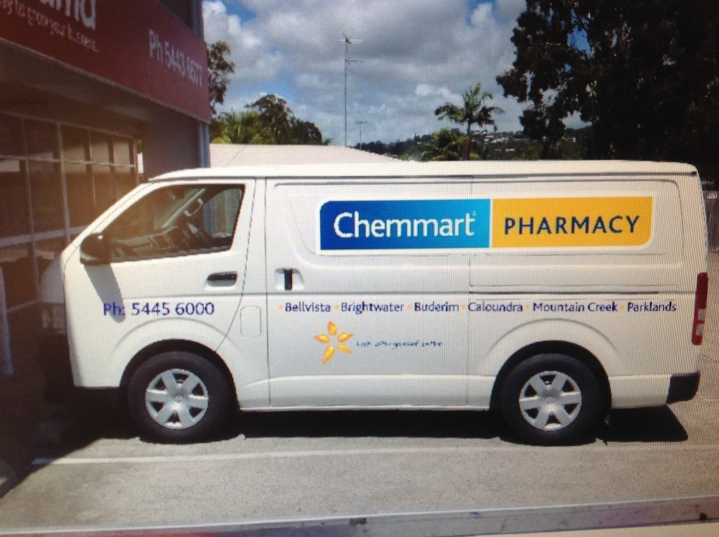 TerryWhite Chemmart Mountain Creek | pharmacy | Shop 4, Mountain Creek Shopping Centre, 158-170 Karawatha Dr, Mountain Creek QLD 4557, Australia | 0754442775 OR +61 7 5444 2775