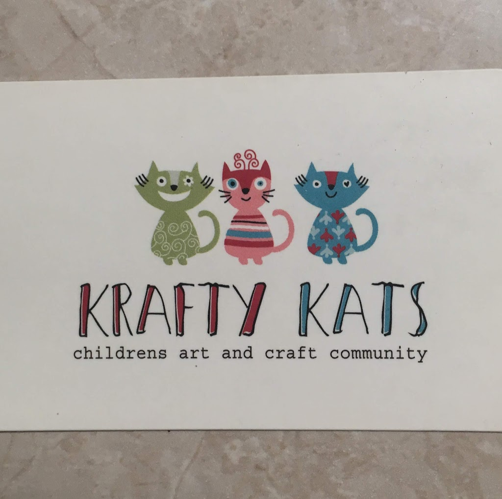 Krafty Kats, Melbourne Kids Craft Parties, Events and Workshops | home goods store | 17 Glencairn Dr, Greenvale VIC 3059, Australia | 0409056589 OR +61 409 056 589