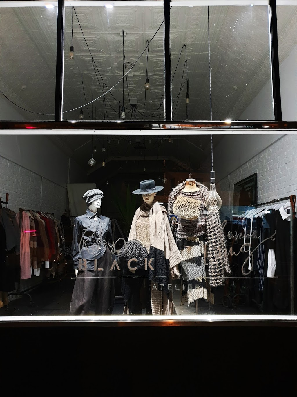 Amano CoLab by Lorena Laing - Clothing store | 631 Rathdowne St