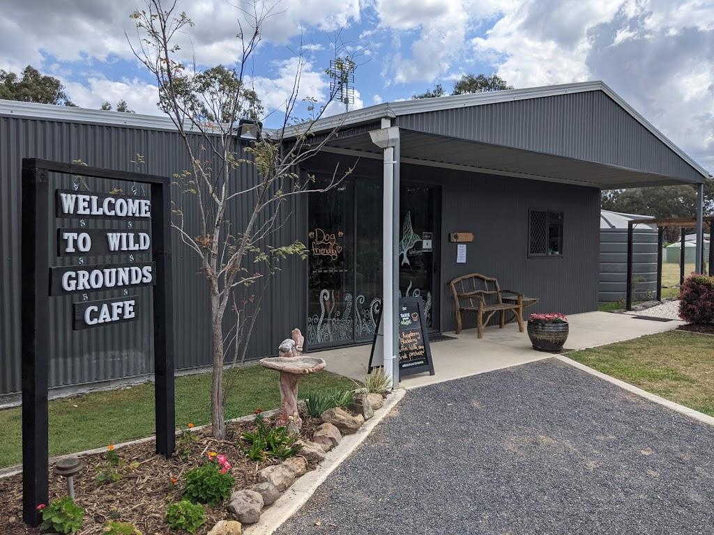 Wild Grounds Cafe   cafe   674 Warwick Killarney Rd, Morgan Park QLD 4370, Australia   0420661976 OR +61 420 661 976