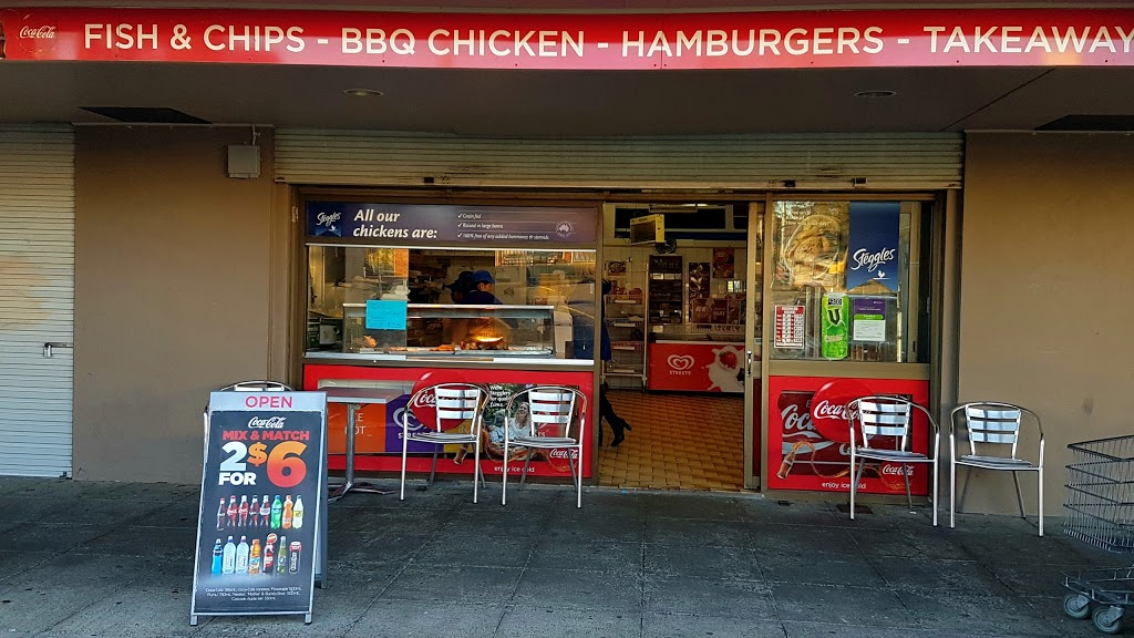 Kingswood Park Take Away Shop | meal takeaway | 7 Caloola Ave, Penrith NSW 2750, Australia | 0247316086 OR +61 2 4731 6086