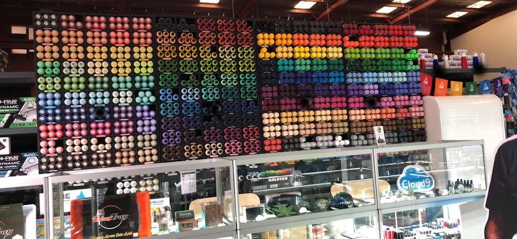 Cloud 9 Smoke Shop Melbourne - Store | 431 Victoria St