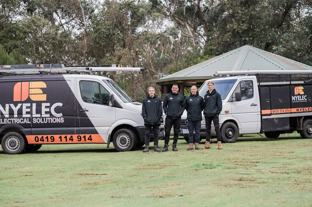 Nyelec Electrical Solutions | electrician | 24 Bear St, Inverloch VIC 3996, Australia | 0419114914 OR +61 419 114 914