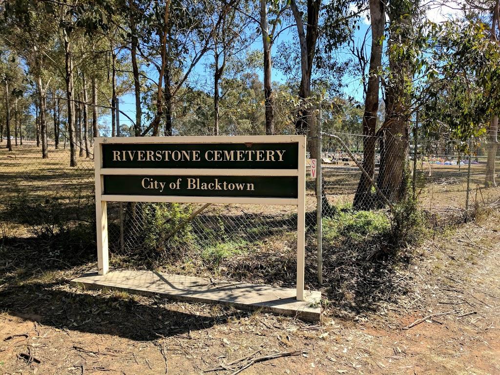 Riverstone Cemetery | cemetery | Cemetery Rd, Riverstone NSW 2765, Australia