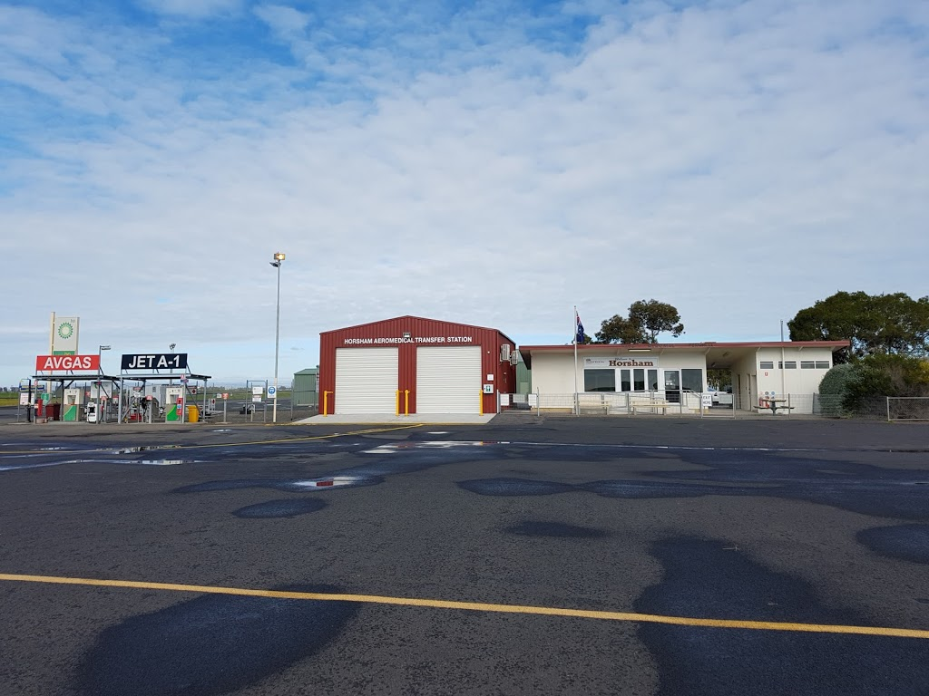 Horsham Airport   airport   Dooen VIC 3401, Australia
