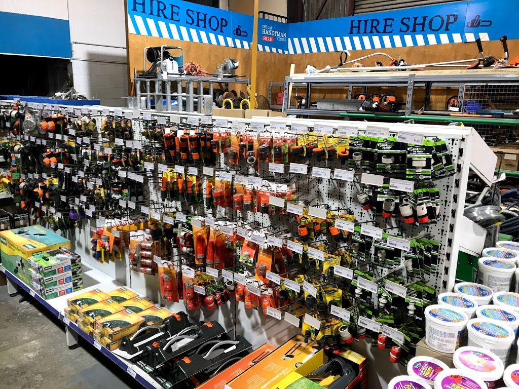 The Gap Handyman Centre - Hardware store   856 Waterworks Rd