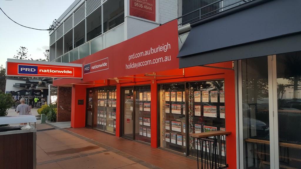 PRD Burleigh Heads | real estate agency | 14 The Esplanade, Burleigh Heads QLD 4220, Australia | 0755354544 OR +61 7 5535 4544