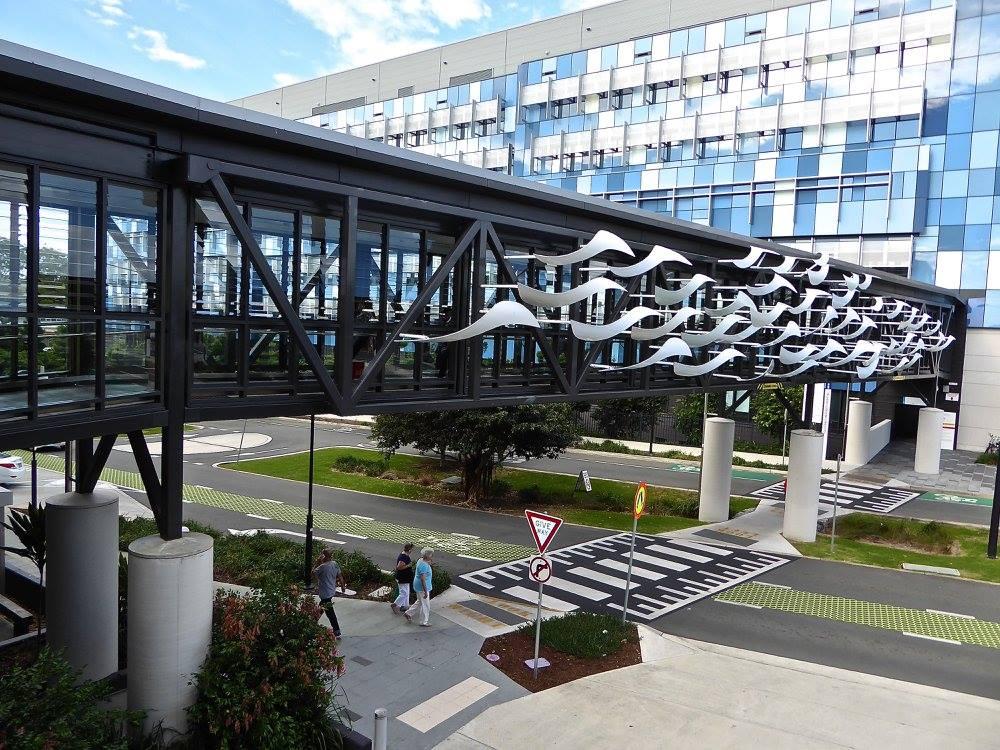 Gold Coast University Hospital | hospital | 1 Village Bvd, Southport QLD 4215, Australia | 1300744284 OR +61 1300 744 284