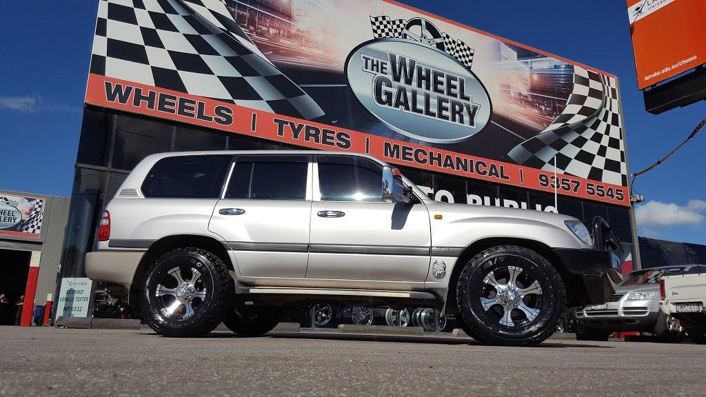 The Wheel Gallery   car repair   1830 Sydney Rd, Campbellfield VIC 3061, Australia   0393575545 OR +61 3 9357 5545