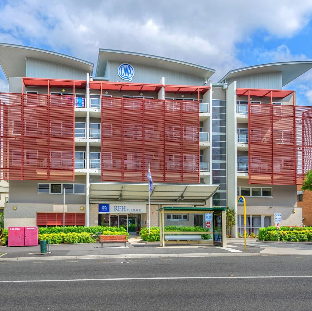 Motel on Gregory | lodging | 89-95 Gregory Terrace, Spring Hill QLD 4000, Australia | 0730261201 OR +61 7 3026 1201