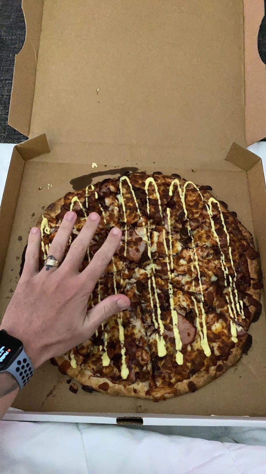 Porkys Pizza HQ   restaurant   130 Marshall St, Goondiwindi QLD 4390, Australia   0745738808 OR +61 7 4573 8808