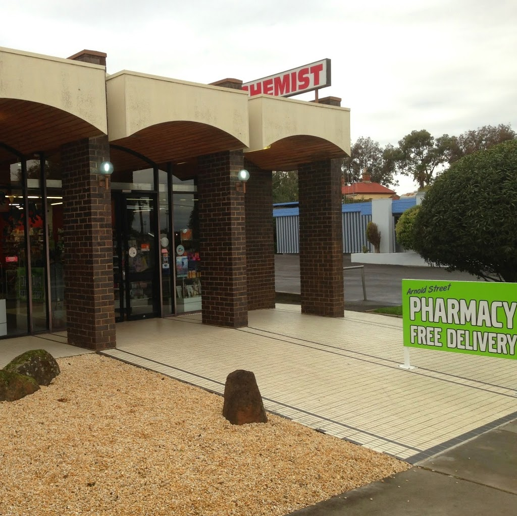 The Arnold Street Pharmacy | health | 150 Arnold St, Bendigo N VIC 3550, Australia | 0354434514 OR +61 3 5443 4514