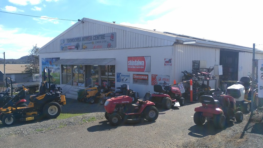 Toowoomba Mower Centre - Store | 3 Sowden St, Drayton QLD 4350