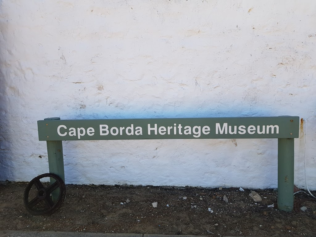 Cape Borda Heritage Museum | museum | 10145 Playford Highway, Cape Borda SA 5223, Australia