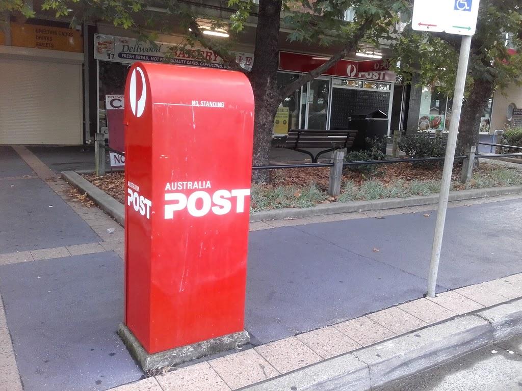 Australia Post | post office | Shop 18/12 Dellwood St, South Granville NSW 2142, Australia | 0296372769 OR +61 2 9637 2769