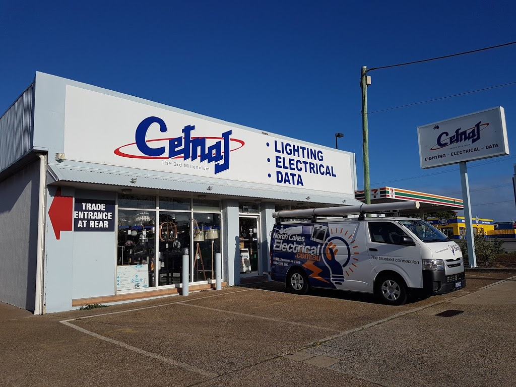 Cetnaj Lighting ~ Electrical ~ Data | home goods store | 439 Oxley Ave, Redcliffe QLD 4020, Australia | 0732938600 OR +61 7 3293 8600