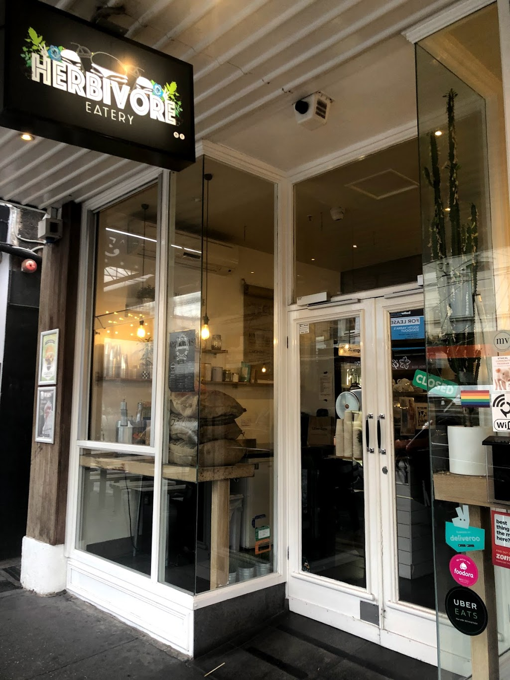Herbivore Eatery   cafe   361 Chapel St, South Yarra VIC 3141, Australia   0455287649 OR +61 455 287 649