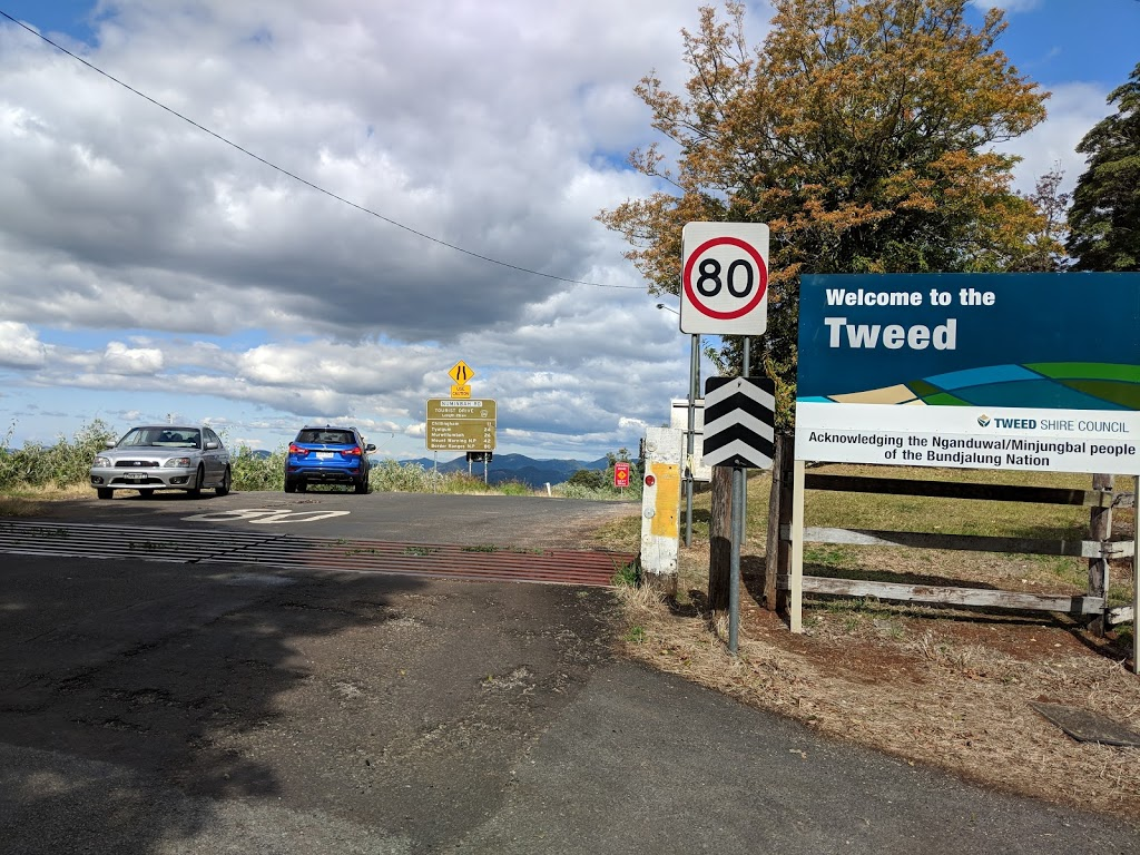 Border Crossing Lookout, NSW/QLD | park | State Route 97, Numinbah NSW 2484, Australia
