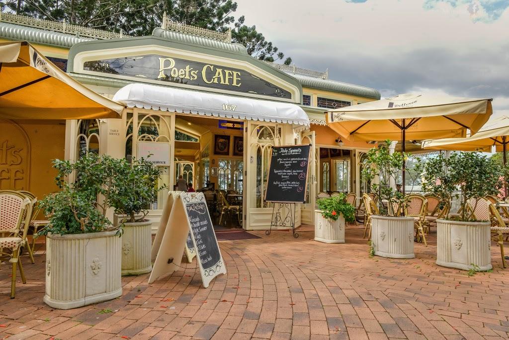 Poets Cafe   cafe   167 Main St, Montville QLD 4560, Australia   0754785479 OR +61 7 5478 5479