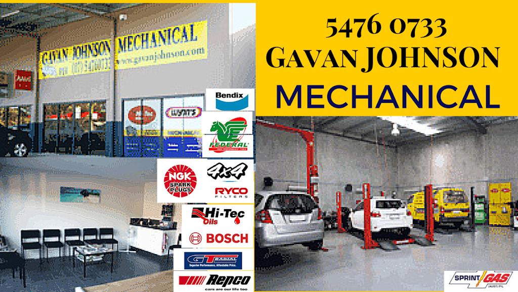 Gavan Johnson Mechanical | car repair | 25 Rigby St, Nambour QLD 4560, Australia | 0754760733 OR +61 7 5476 0733